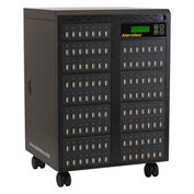 Aleratec 1:118 USB Copy Tower SA, USB Drive Duplicator, 118 Bays