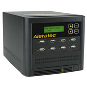 Aleratec 1:7 USB HDD Copy Cruiser SA, USB Drive Duplicator, 7 Bays
