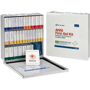 First Aid Only™ 90570 54 Unit First Aid Kit, ANSI Compliant, Class B, Metal Case