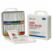 First Aid Only™ 90601 24 Unit First Aid Kit, ANSI Compliant, Class A+, Plastic Case