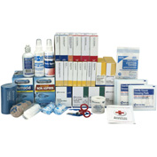 First Aid Only™ 90623 First Aid Refill w/Meds For 3 Shelf Kit, ANSI Compliant, Class B+