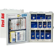 First Aid Only™ 90658 Medium SmartCompliance Food Service Cabinet, ANSI Compliant, Class A