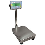 "Adam Equipment ABK260a Digital Bench Scale 260lb x 0.01lb 11-13/16"" x 15-11/16"" Platform"