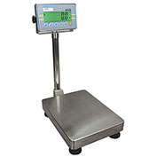 "Adam Equipment ABK35a Digital Bench Scale 35lb x 0.001lb 11-13/16"" x 15-11/16"" Platform"