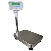 "Adam Equipment GBK130a Digital Bench Checkweighing Scale 130 x 0.005lb 11-13/16 x 15-11/16"" Plat."