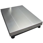 Adam Equipment GF 660a Steel Platform, 660lb x .05lb/300kg x 20g, Stainless Steel