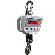 Adam Equipment IHS20a Digital Crane Scale 20000lb x 5lb W/ Sealed Keypad, Hook, Remote Control
