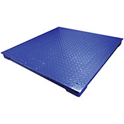 Adam Equipment PT312-10 4' x 4' Platform Scale, 1000lb x 2lb/4500kg x 1kg, Blue