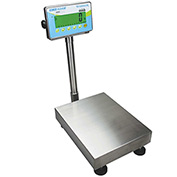 Adam Equipment Warrior WBK165 Digital Washdown Bench Scale 165lb x 0.01lb