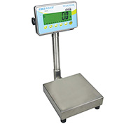 "Adam Equipment Warrior WSK16 Digital Washdown Bench Scale 16 x 0.001lb 9-13/16"" x 9-13/16"" Platform"