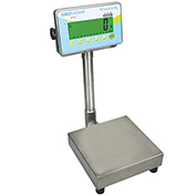 "Adam Equipment Warrior WSK70 Digital Washdown Bench Scale 70 x 0.005lb 9-13/16"" x 9-13/16"" Platform"