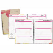 AT-A-GLANCE® Watercolors Weekly/Monthly Planner, 8 1/2 x 11, Watercolors, 2017