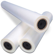 "GBC® NAP I Thermal Laminating Roll Film, 1"" Poly-In Core, 1.5 Mil, 25"" x 250' - Pkg Qty 4"