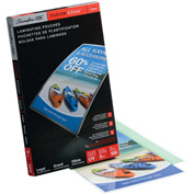 Swingline™ GBC® EZUse Thermal Laminating Pouches, Legal Size, 5 mil, 100 Pack - Pkg Qty 5