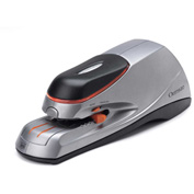 Swingline Optima 20 Electric Stapler, Auto Manual, 20 Sheets, Silver Package Count 2