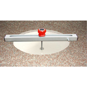 """Abaco Sink Lock Support SLS24 24"""" Length and 19"""" Depth W.L.L. 100 Lb."""