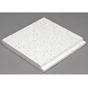 "Fine Fissured Mineral Fiber Ceiling Tile HHF-154, Performance Series, Reveal Edge, 24""L"