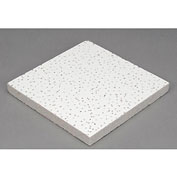 "Fine Fissured Mineral Fiber Ceiling Tile HHF-157, Performance Series, Trim Edge, 24""L"
