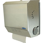 Frost Hands Free Mechanical Towel Dispenser Stainless Steel 109-60S