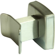 Frost Double Robe Hook - Stainless - 1139