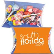 Large Pillow Pack - Fill Options: Dum Dum Pops, Tootsie Rolls, Starbursts or Bubble Gum