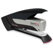 PaperPro® Prodigy Stapler, 25 Sheet Capacity, Metallic Black/Silver