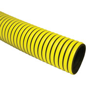 "1"" Fertilizer Solution Suction / Discharge Hose, 10 Feet"