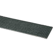 """PVC 120 Black Friction Surface x Brushed Bottom, 6"""" Wide (per foot)"""
