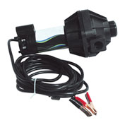 Action Pump Diaphragm Pump Only ACT-AG-012V - 12V VITON Seals - 20 Foot Power Cord - 12 GPM