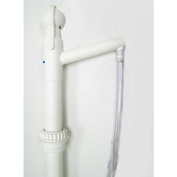 Action Pump FDA Food Grade Hand Pump EZ-55FDAW - White Strap