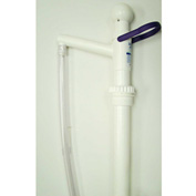 Action Pump FDA Food Grade Hand Pump EZ-55P - Purple Strap