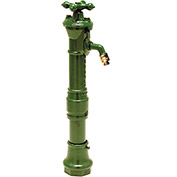 "Acorn M-75-BD4 Murdock Barrier Free, 3/4"" Post Hydrant, Freeze Resistant W/ 4' Depth of Bury - Round"