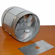 "6"" Duct Booster - 240 CFM"