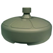 Adams® Fillable Umbrella Base, Sage
