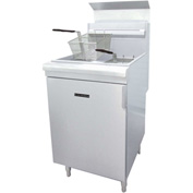 Adcraft Black Diamond BDGF-150/NG - Fryer, Natural Gas, 150,000 BTU