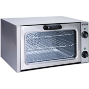 Adcraft COQ-1750W Convection Oven, Quarter Size, 120V