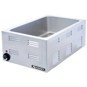 Adcraft FW-1200W Food Warmer, Full Size, 120V by Food Warmers