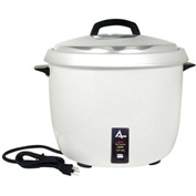 Adcraft RC-0030 Rice Cooker, Premium, 30 Cup, 110-120V