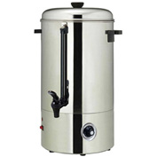 Adcraft WB-100 - Water Boiler, 100 Cups, Pour-Over, 6-1/4 Gallons, 120V