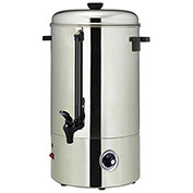 Adcraft WB-40 - Water Boiler, 40 Cups, 2-1/2 Gallons, Pour-Over, 120V