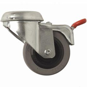 Non-mar Casters for Healthcare Furniture