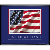 "United We Stand, Framed, 30"" x 24"""