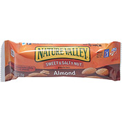Nature Valley® Sweet & Salty Nut Granola Bar, Almond, 1.2 Oz., 16 Bars Box - Pkg Qty 8