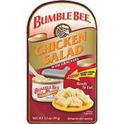 Bumble Bee® Chicken Salad Kit, 3.5 Oz., 12 Count