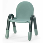 """Angeles Baseline 9"""" Stackable Chair Teal Green"""