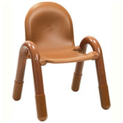 "Angeles Baseline 11"" Chair Carmel Brown"