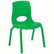 "Angeles My Posture 10"" Chair Shamrock Green"