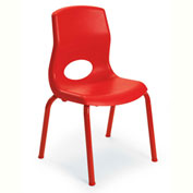 """Angeles My Posture 12"""" Chair Candy Apple"""