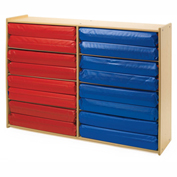 Angeles Value Mat Storage 8-Section