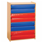 Angeles Value Mat Storage 4-Section